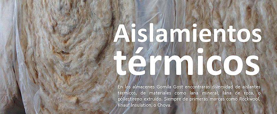 aislamiento termicos