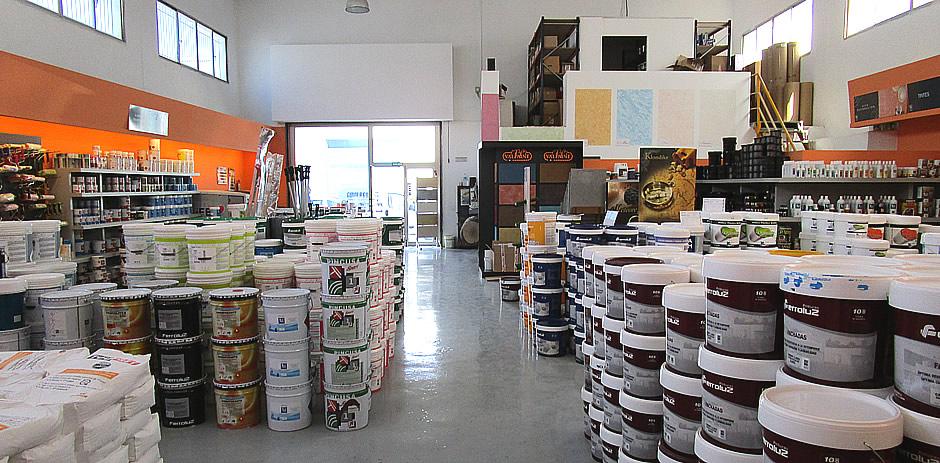 almacen pinturas palma