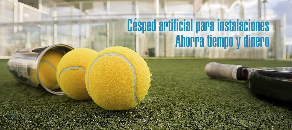 cesped artificial superficies deportivas