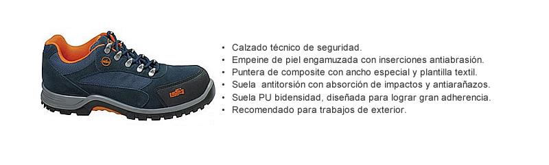 calzado tecnico seguridad