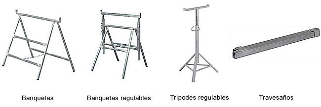 herramientas instaladores techos registrables