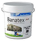 pintura fachadas Banatex