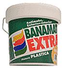 pintura plastica Banamat
