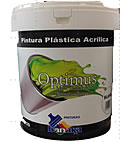 pintura plastica Optimus