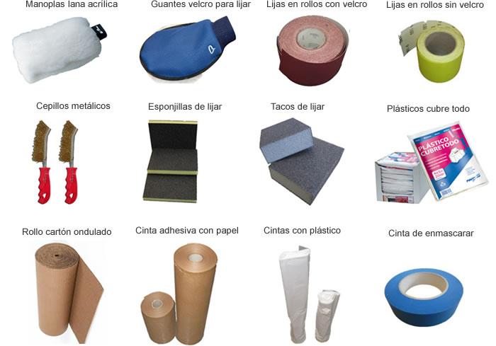 accesorios para pintores