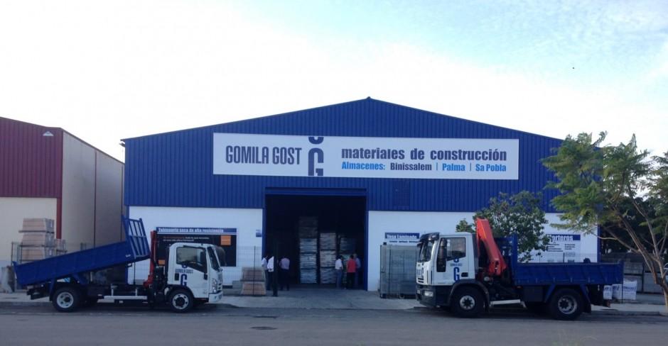 almacén de construcción en Binissalem